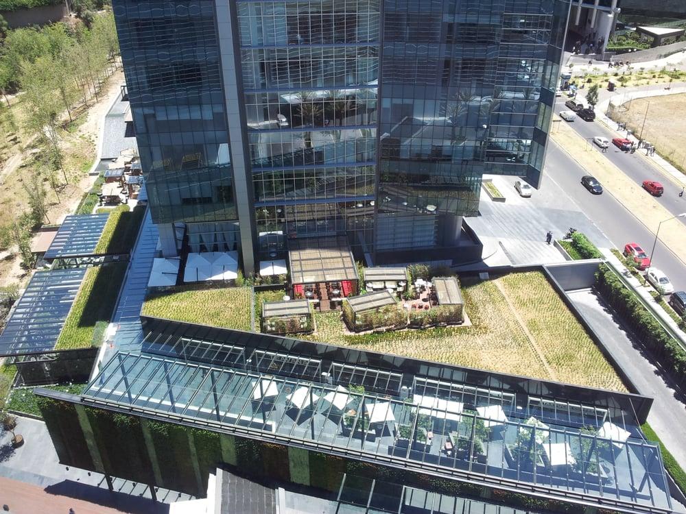 Vista desde la terraza donde est el spa yelp for Donde queda terrazas