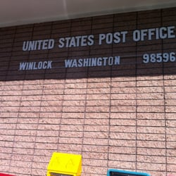 Us post office post offices 220 ne 1st st winlock wa - United states post office phone number ...