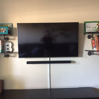 Photo Of Pro Tv Wall Mount Installation Hollywood Ca United States Bryan