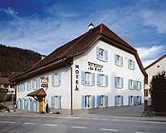 Hôtel-Restaurant du Cerf - Sonceboz-Sombeval