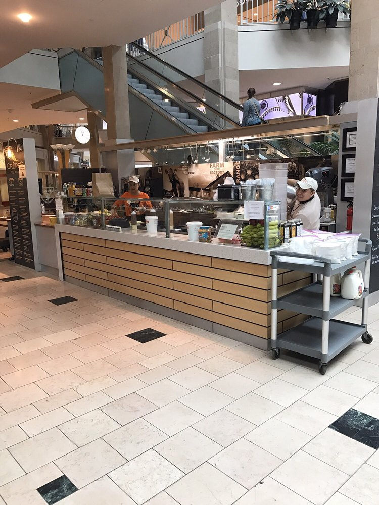 Restaurants Near Bridgewater Commons Mall Nj