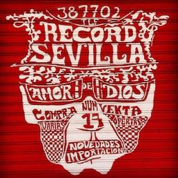 photo of record sevilla sevilla spain
