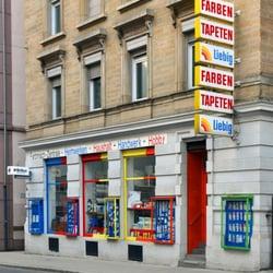 Farbenhaus Liebig Paint Stores Schwabstr 63 Stuttgart Baden