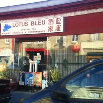 restaurant le lotus bleu 20 avis chinois 14 avenue d 39 ar s saint augustin bordeaux. Black Bedroom Furniture Sets. Home Design Ideas