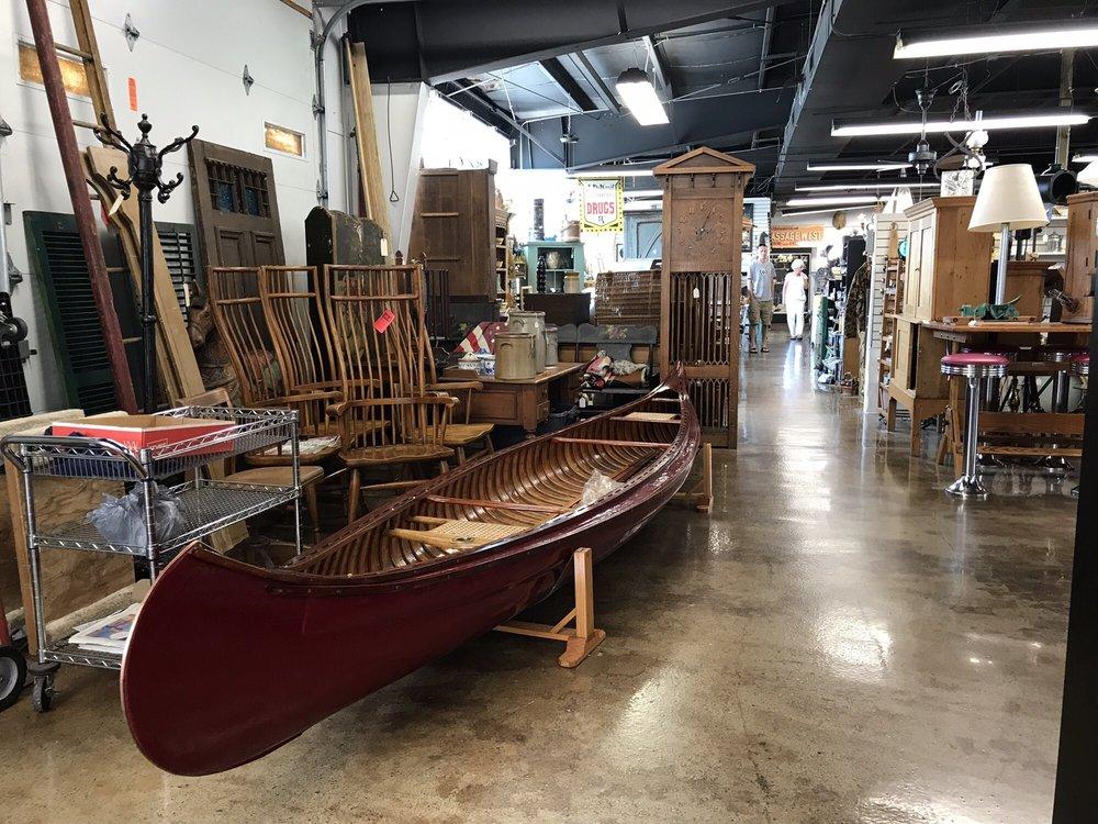 Elk Rapids Antique Market: 603 Bridge St, Elk Rapids, MI