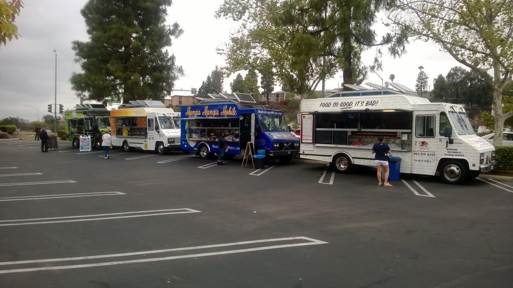 Best Buy La Mesa Food Trucks