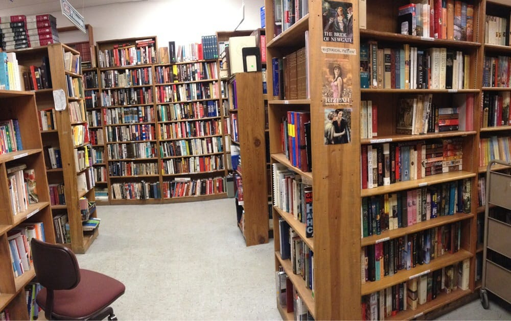 Friends of the Library Bookstore: 4886 Boiling Brook Pkwy, Rockville, MD