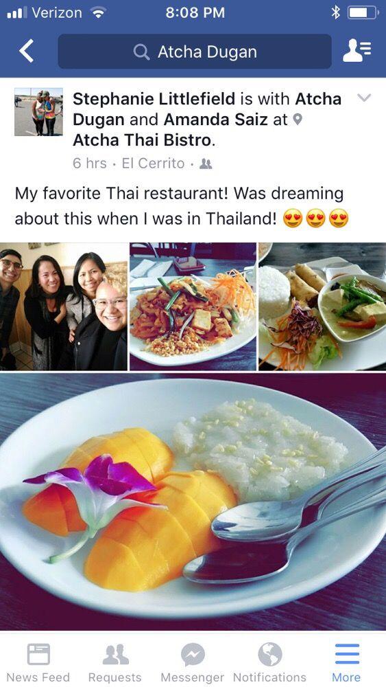 Restaurants El Cerrito Thai Food