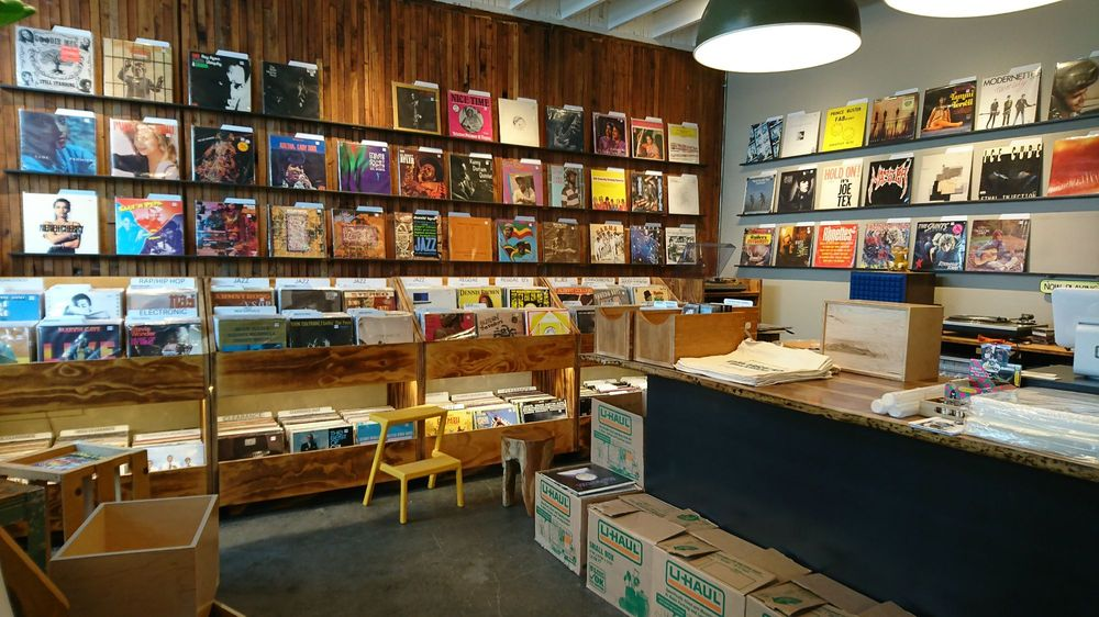 Daybreak Records: 4323 Fremont Ave N, Seattle, WA