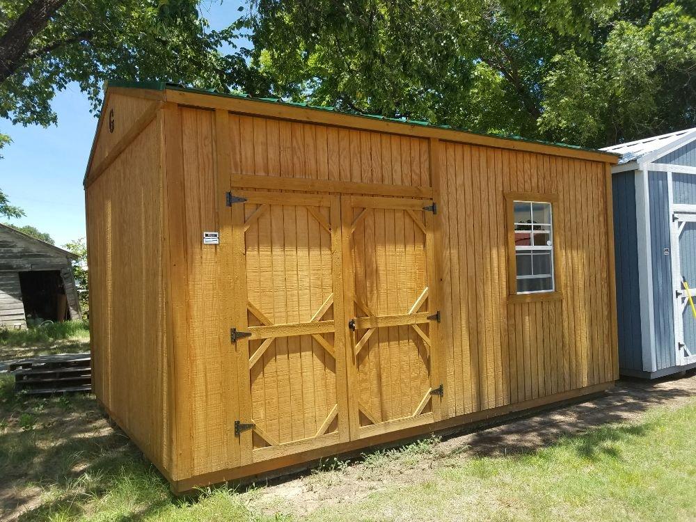 Graceland Portable Buildings of Alvord: 648 E Franklin St, Alvord, TX