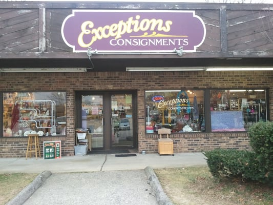 Exceptions Consignments Used Vintage Amp Consignment