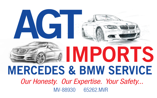 Mercedes benz bmw service repair by agt imports for Mercedes benz mechanic miami