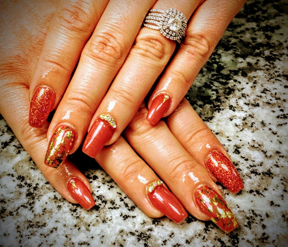 TH Nails & Day Spa USA: 805 N Battlefield Blvd, Chesapeake, VA