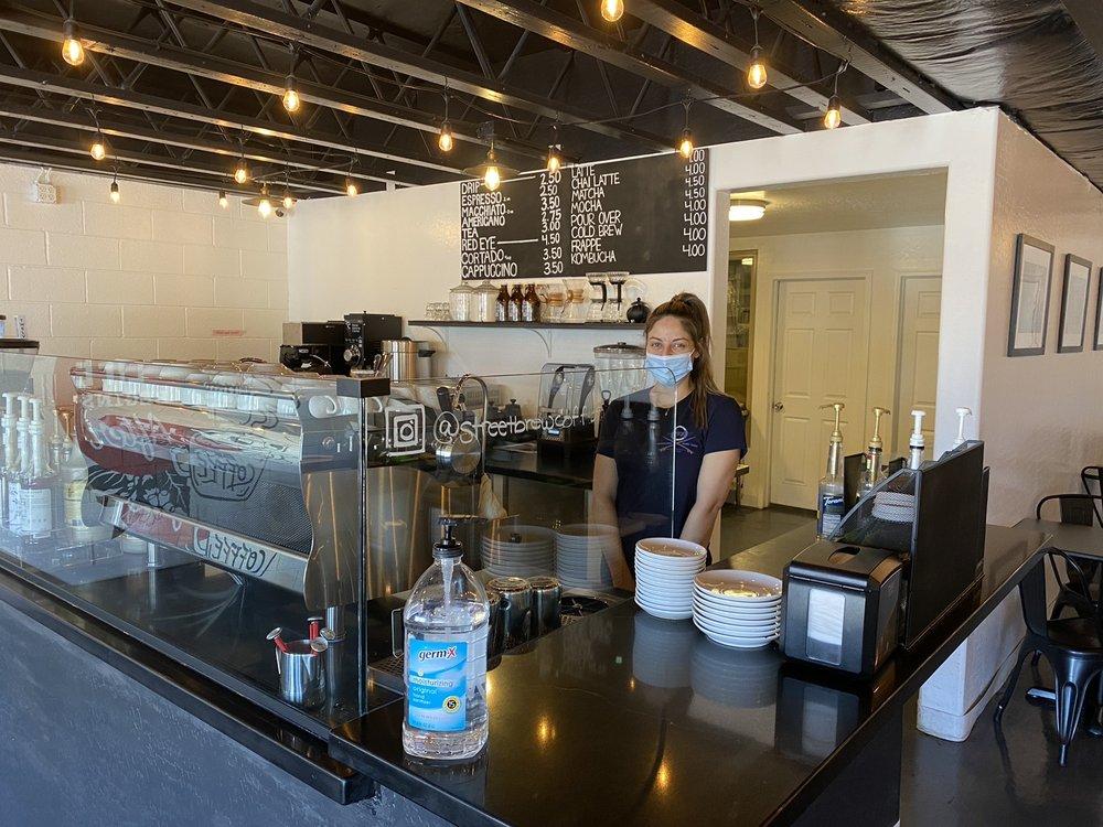 Street Brew Coffee: 10634 N 71st Pl, Scottsdale, AZ