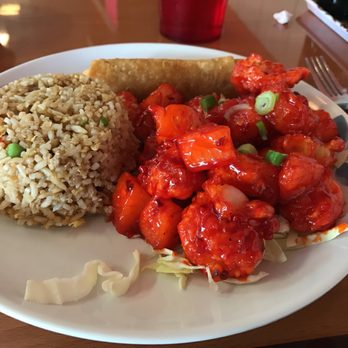 Photo Of Peking Kitchen   El Paso, TX, United States. Butterfly Shrimp With