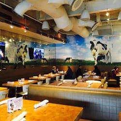 Photo Of Zinburger Wine Burger Bar Huntington Station Ny United States