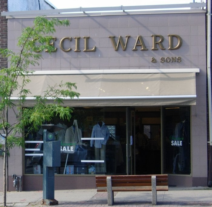Cecil Ward & Sons