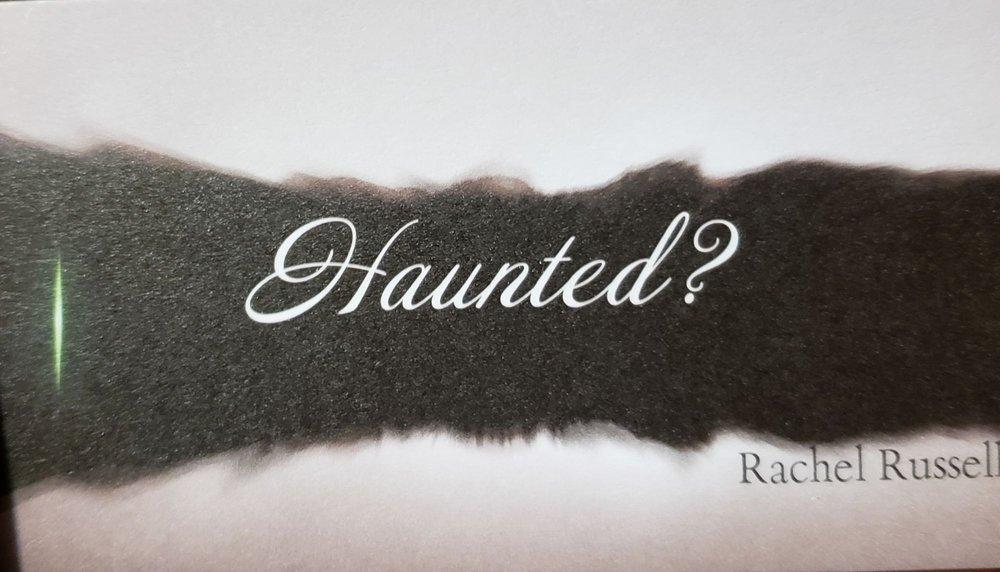 Rachel Russell Paranormal Intuitive: San Angelo, TX
