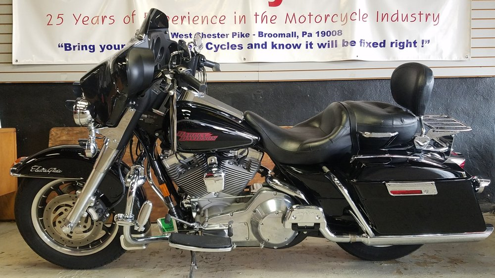 Joe's Cycles Service: 2555 W Chester Pike, Broomall, PA