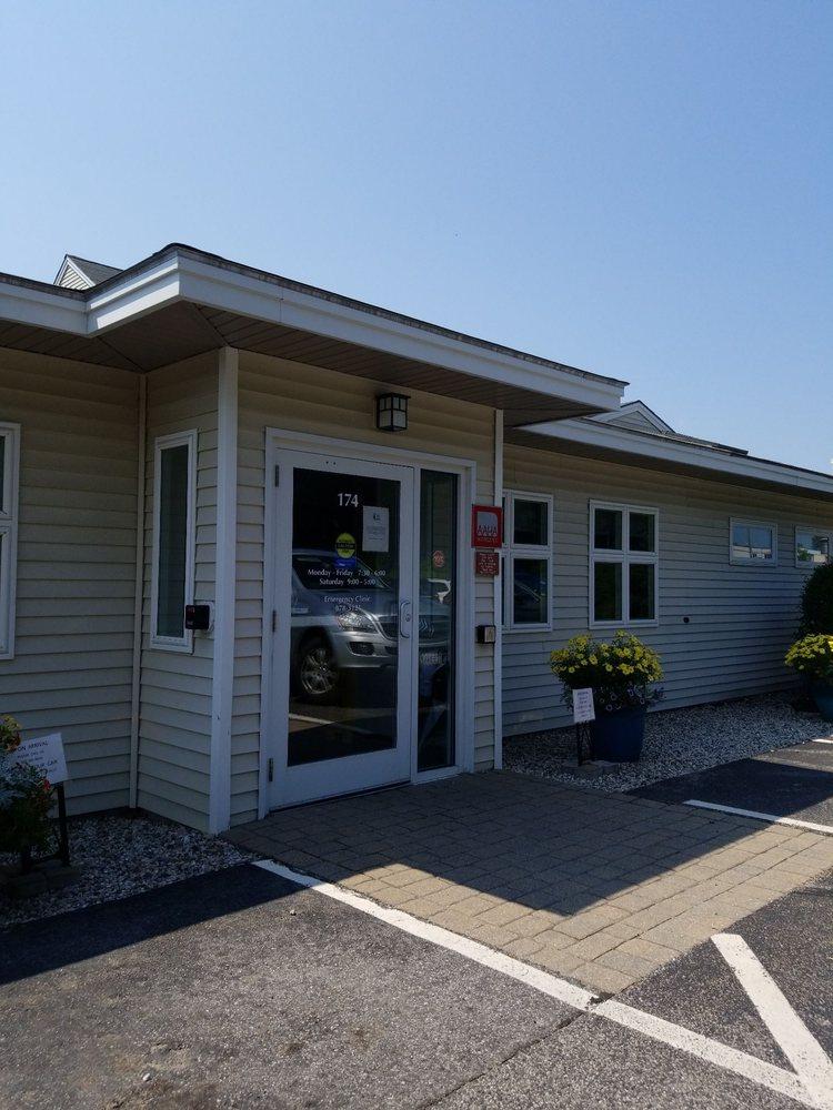 Falmouth Veterinary Hospital: 174 US Route 1, Falmouth, ME