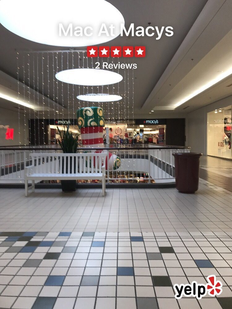 Mac At Macys - Department Stores - Westfield Mall, Meriden, CT - Yelp