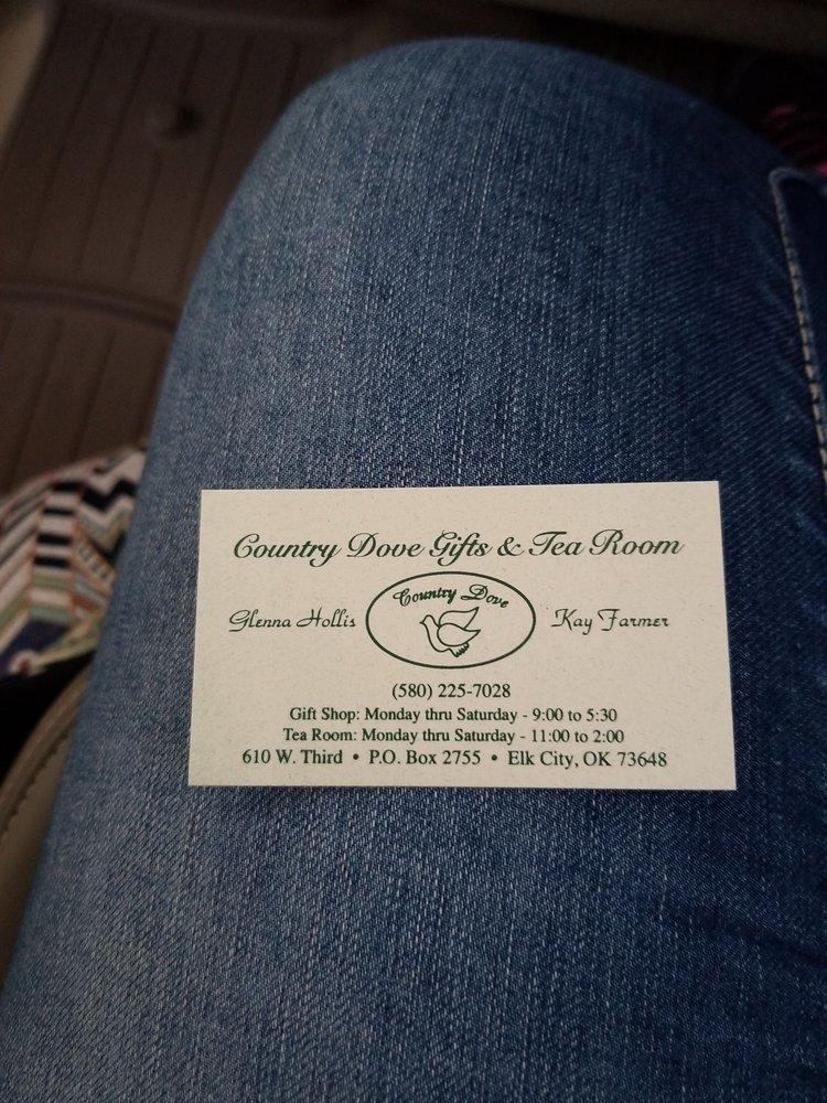 Country Dove: 610 W 3rd St, Elk City, OK