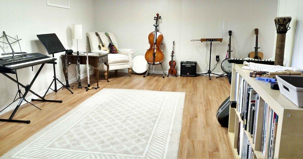 AB Music School: 4 Faxon Ave, Nashua, NH