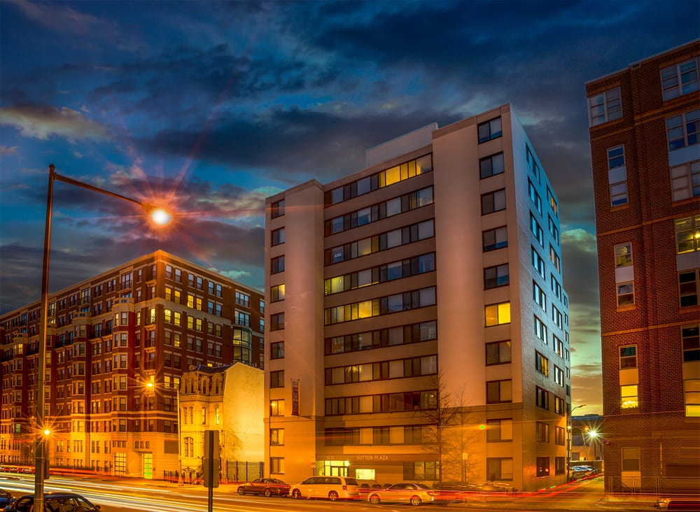 Sutton Plaza: 1230 13th St NW, Washington, DC, DC