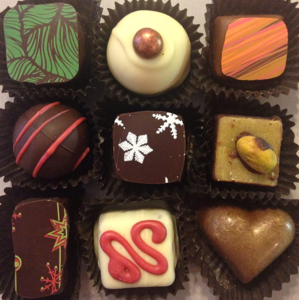Sweet Gem Confections - Chocolatiers & Shops - 624 5th St, Ann ...