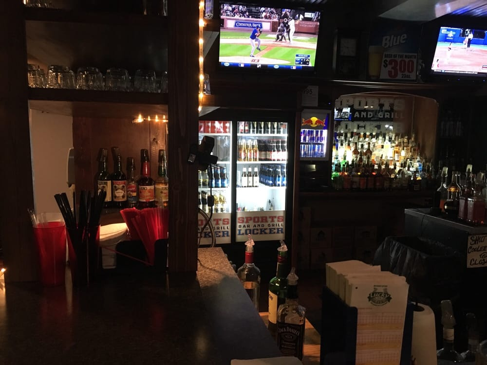 Sports Locker Bar and Grill