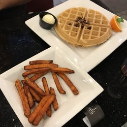 Photo Of Keke S Breakfast Cafe Orlando Fl United States Sweet Potato Fries