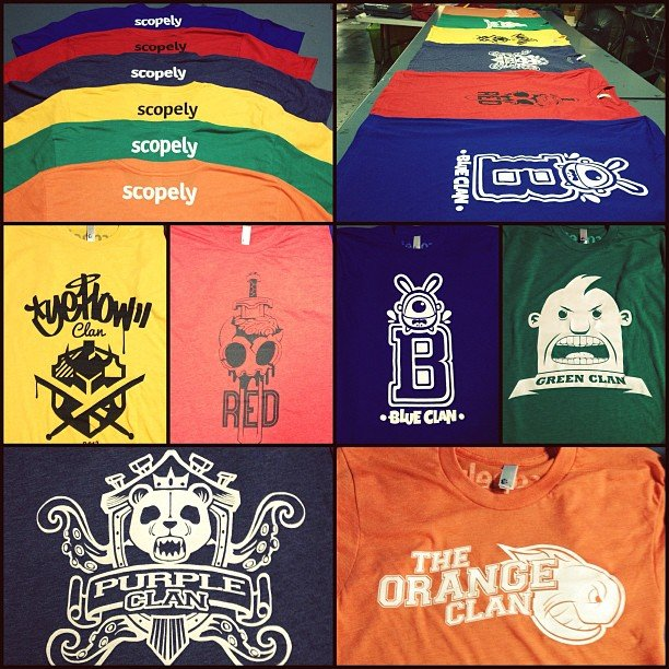 Ultimate shirt company 14 photos 126 reviews screen for T shirt printing downtown los angeles