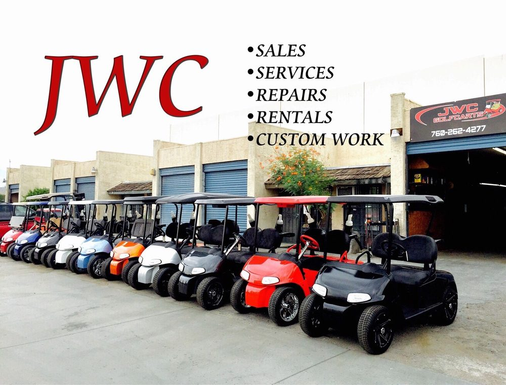 JWC Golf Carts - 59 Photos - Golf Cart Rentals - 77622 Country Club Golf Cart Tires Palm Desert Best Of Sales New And Used Carts Ca on