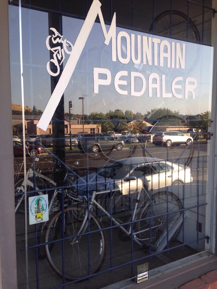 Mountain Pedaler Bicycles: 352 S Main, Altaville, CA