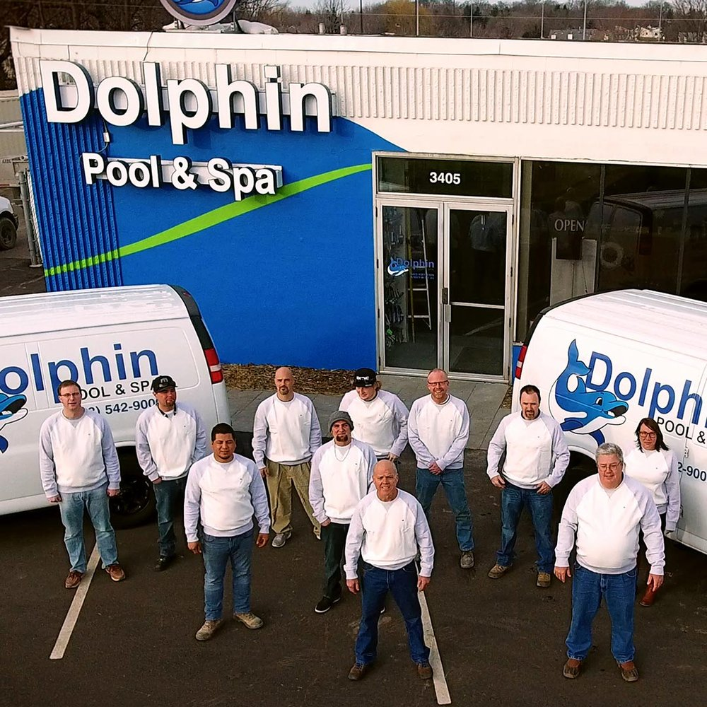 Dolphin Pool & Spa