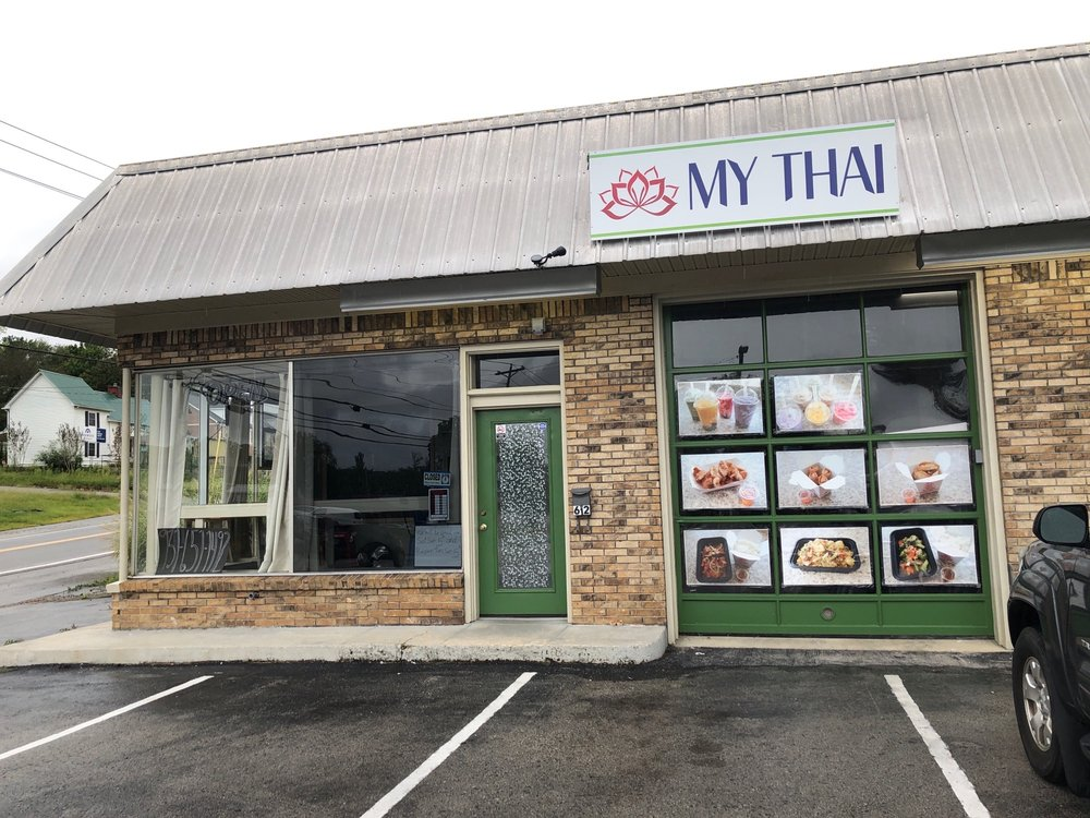My Thai: 612 E Spring St, Cookeville, TN