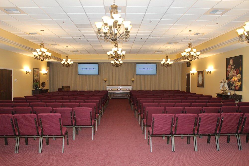 Basham & Lara Funeral Care: 343 State Ave, Shafter, CA