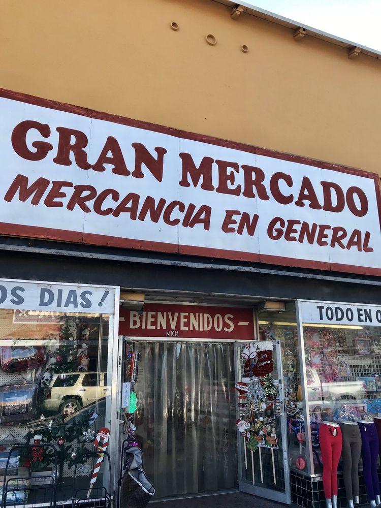 Gran Mercado: 206 E Main St, Eagle Pass, TX