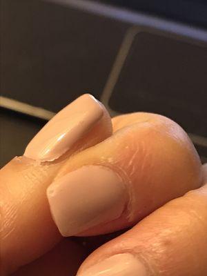 l oreal infallible nail polish instructions