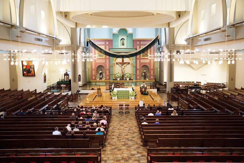 St Thomas Aquinas Church: 13720 W Thomas Rd, Avondale, AZ