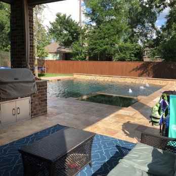Photo Of Aquascapes Pools And Spas Tomball Tx United States
