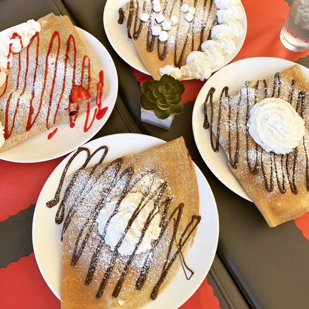 Crepes & Coffee Catering: Rolling Hills, CA
