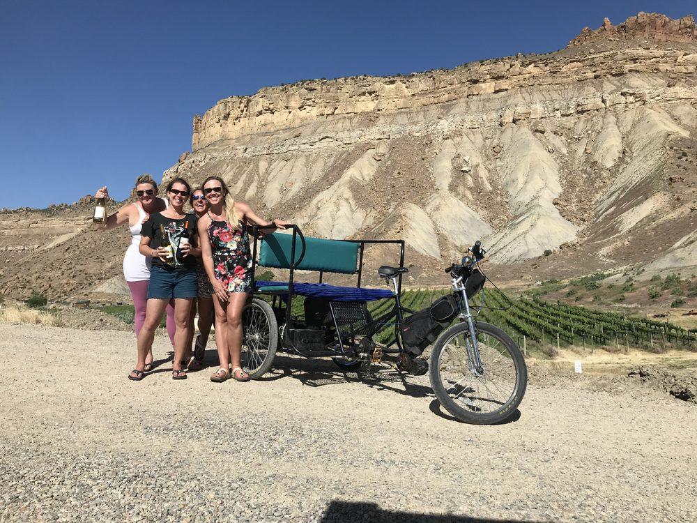 Palisade Pedicab: 100  Main St, Palisade, CO
