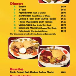 Charming Photo Of Taco Patio   Lockport, IL, United States. Menu Page 4