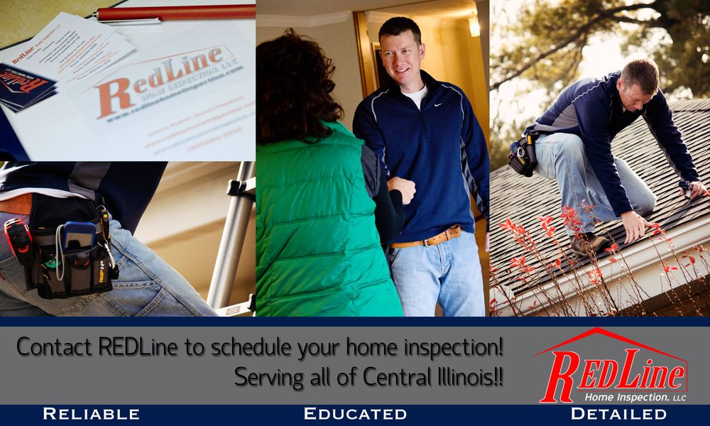 REDLine Home Inspection: Le Roy, IL