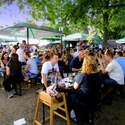 Photo Of Bohemian Hall Beer Garden Astoria Ny United States Outdoor