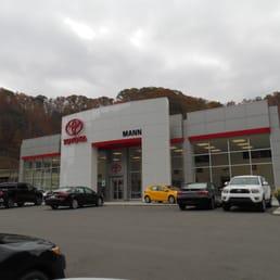 Mann Toyota Concessionnaire Auto 1811 Us 23