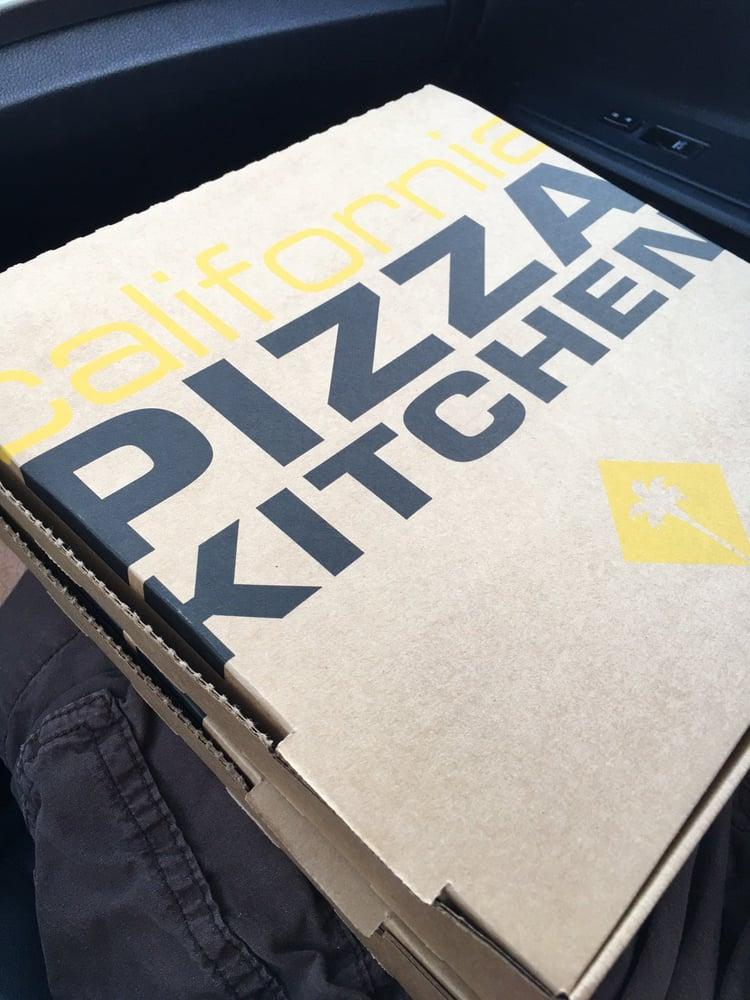 California Pizza Kitchen Solana Beach Ca