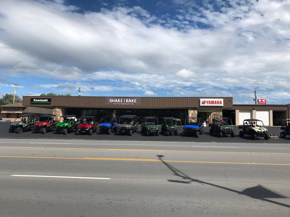 Shake and Bake Motorsports: 1518 Cumberland Ave, Middlesboro, KY
