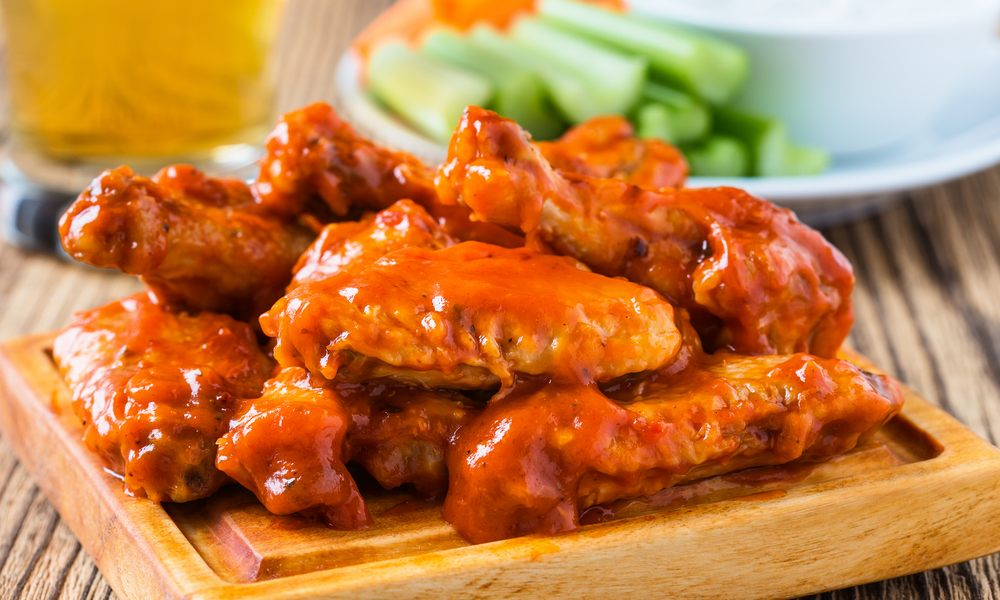 Bay Area's Buffalo Wings